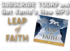 Subscribe Today and Get Janie's New MP3!