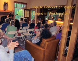 Enjoy a House Concert with Janie Lidey!