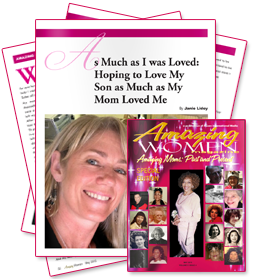 Amazing Women Magazine ~ May 2015