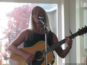 Invite Janie Lidey into your home for a House Concert!